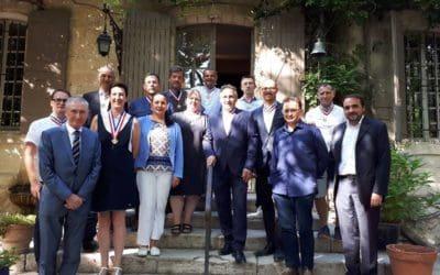 Réunion du Conseil d'administration le 20 juillet 2018 à Avignon