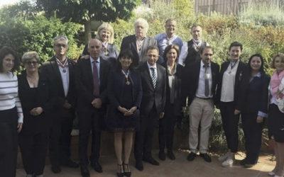 Constitution de l'association SAF par le bureau du 29 Septembre 2017: international aux portes des métiers