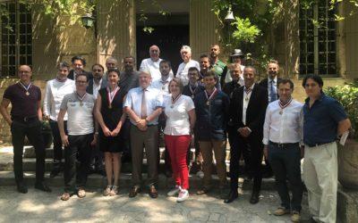 Réunion du Conseil d'Administration et de l'AG de l'Organisation SAF du 6 juillet 2019 à Avignon